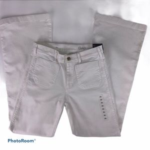 GAP 1969 Mid Rise Authentic Flare Pants Size 2S